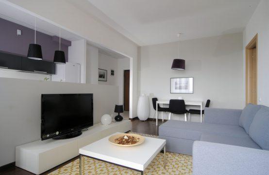 Appartement 2 pièces meublé moderne à Baneasa (id 5497)