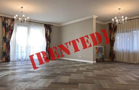 Apartament 4 camere, mobilat si renovat, cu terase, zona Dorobanti