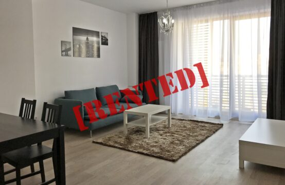 Apartment 4 rooms, furnished, with terrace, area Nordului