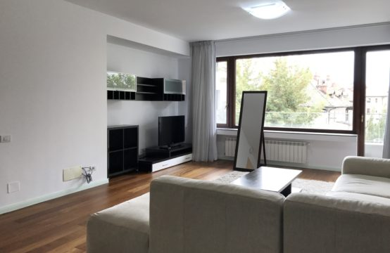 Appartement de 3 pièces, meublé, situé dans le complexe résidentiel Kiseleff