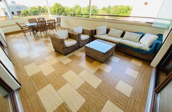 Luxury penthouse, 5 rooms with terrasse, Aviatorilor area