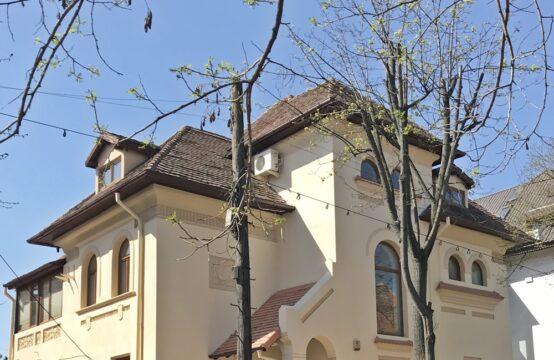 Vila cu arhitectura situata in zona Dorobanti Capitale (id run: 15283)
