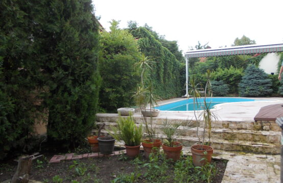 Villa with swimming pool, furnished and equipped, Baneasa area