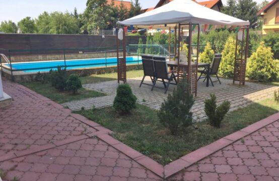 Villa avec piscine, terrain généreux, zone Iancu Nicolae (id run: 13803)