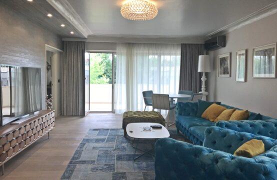 Appartement de 4 pièces avec terrasse, luxe meublé et équipé, quartier de Kiseleff (id run: 15323)