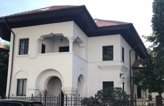 Villa située dans le quartier Dorobanti – Place Romana (id run: 15331)