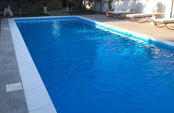 Vila eleganta, cu piscina si curte generoasa, zona Iancu Nicolae