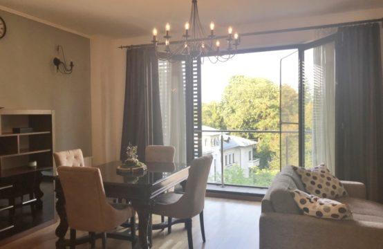 Appartement 3 pièces, meublé, avec terrasse, quartier Kiseleff ( id run: 15090 )