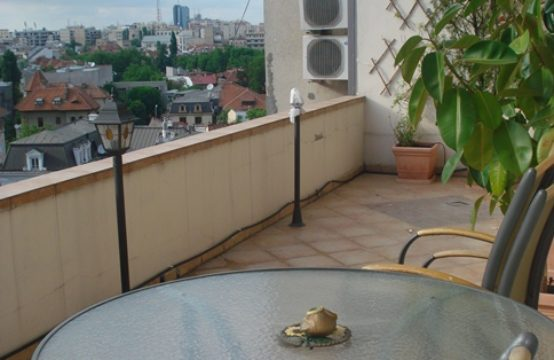 Apartment 3 rooms, with terrace, Rosetti area