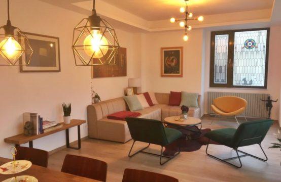 Luxueux appartement de 3 pièces, entièrement meublé, quartier Primaverii (id run: 15569)