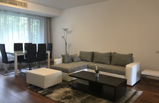 Appartement 3 pièces, meublé, terrasse, quartier Kiseleff ( id run: 14957 )