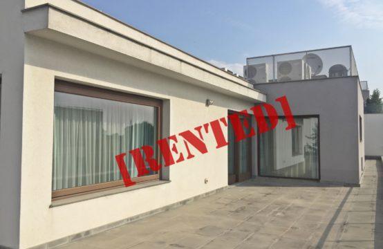 Penthouse luxury, with terrace, Kiseleff area