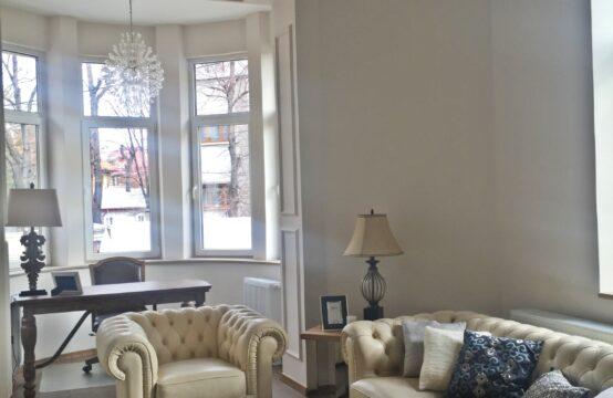 Appartement de 5 pièces, luxe, dans une villa, quartier de Kiseleff (id run: 13954)