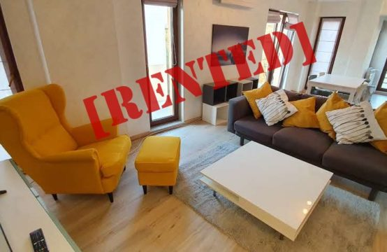 Luxury 3 rooms apartment with terrace, ultracentral, Dacia area