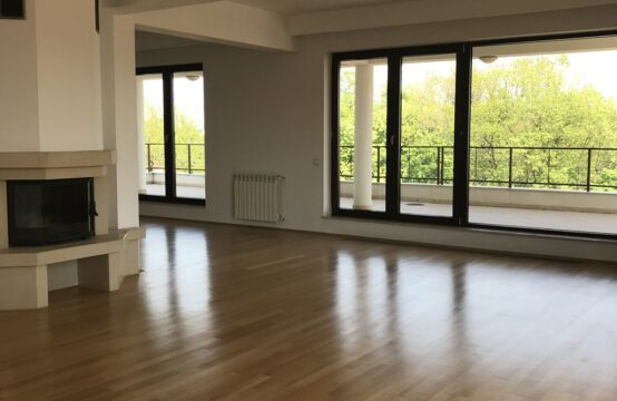 Penthouse 6 rooms, with terraces, bright and spacious, Kiseleff area