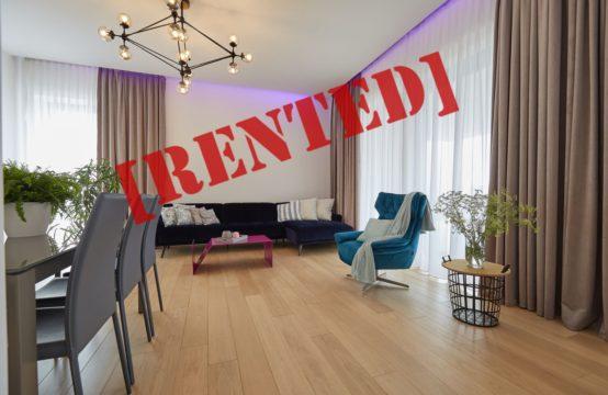 Appartement de luxe avec terrasse, 4 chambres, zone Herastrau (id run: 15755)
