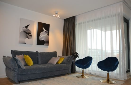 Luxury 3 rooms apartment with terrace, Herastrau area