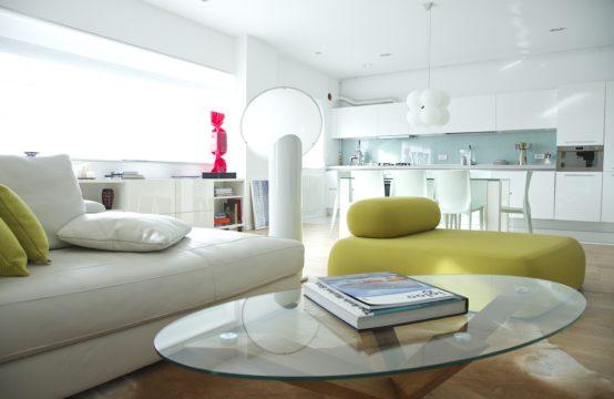Appartement de 3 pièces, luxe, avec parking et stockage, quartier Baneasa (id run: 16355)