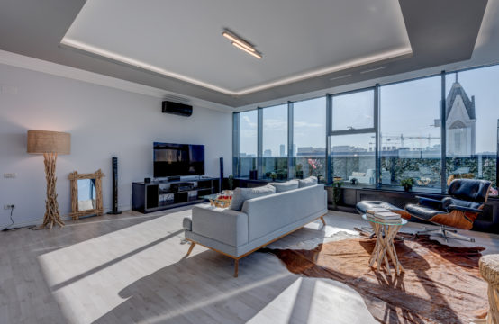 Penthouse 3 chambres, luxe, quartier Baneasa-Herastrau (id run: 15527)