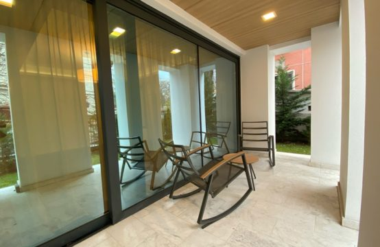 Luxury apartment, 3 rooms, with terrace and garden, Aviatorilor area