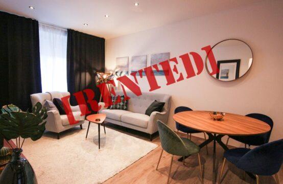 Appartement 2 chambres, luxe, avec terrasse, quartier Floreasca (id run: 16461)