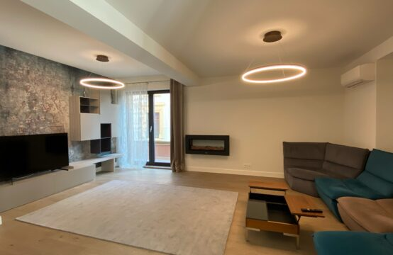 Luxury 4 rooms apartment, Dorobanti Capitale