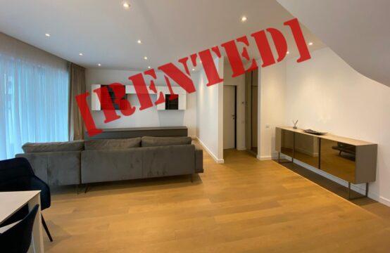 Luxury apartment, 4 rooms, with terrace, duplex, Herastrau