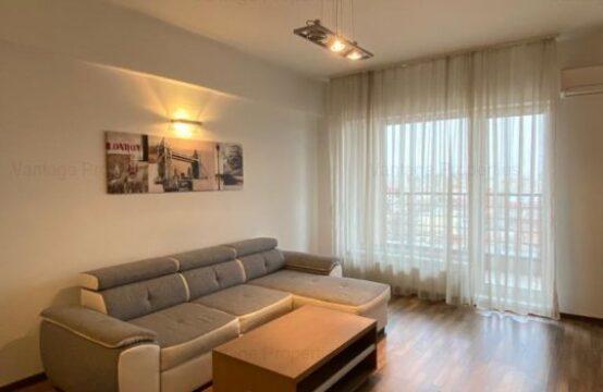 2 rooms apartment with terrace, area Dacia-Eminescu