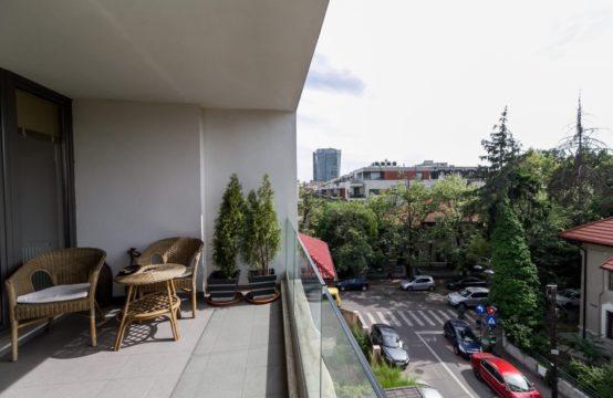 Duplex 4 camere, cu terasa, zona Dorobanti