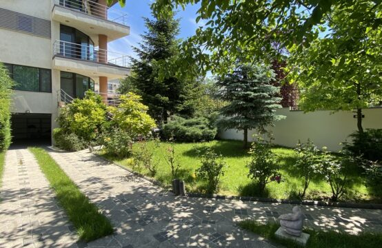 Villa with view to the lake, Baneasa area