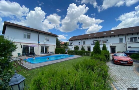 Villa située dans un complexe avec piscine, Iancu Nicolae (id run: 16392)