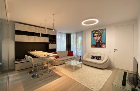 Luxury 3 rooms apartment with terrace, Aviatorilor area