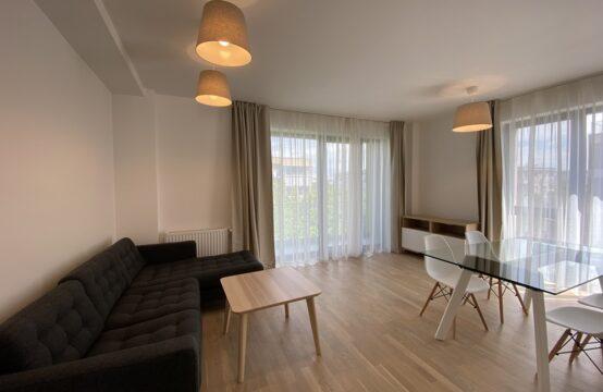 Luxury penthouse, 3 rooms, with terrace, Aviatiei area