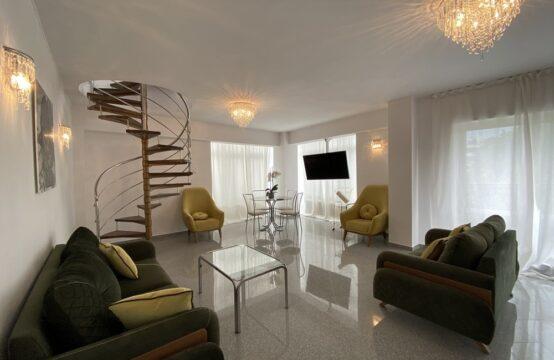 Appartement en duplex, avec terrasse, lumineux et spacieux, quartier Primaverii (id run: 15847)