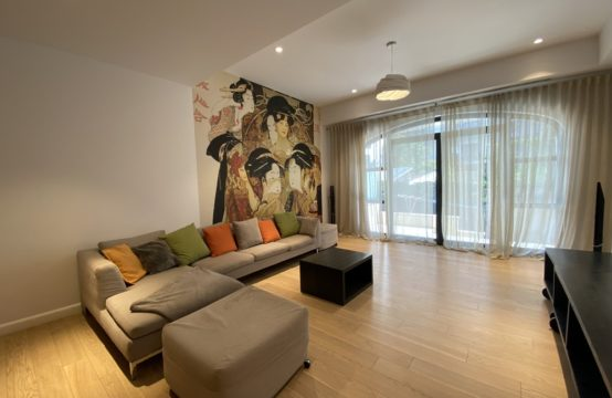 Appartement 3 pièces avec terrasse et jardin, quartier Aviatorilor (id run: 16844)