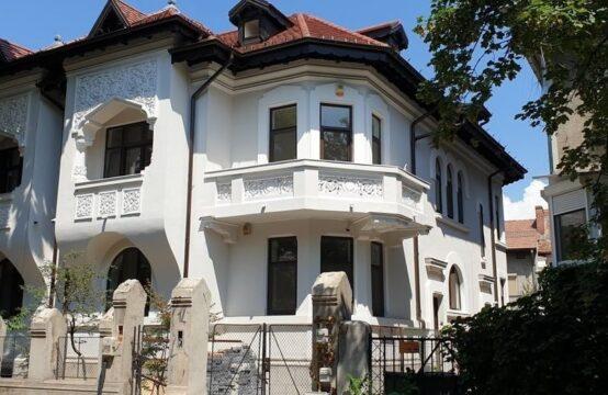 Villa avec une belle architecture, récemment rénovée, zone Dorobanti (id run: 16831)