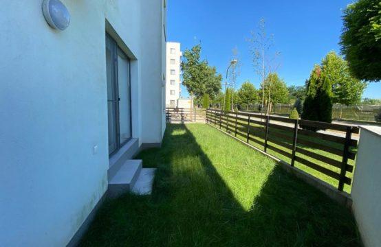 Appartement 2 pièces, rez-de-chaussée avec jardin, quartier Baneasa (id run: 16846)
