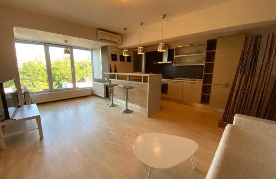 Appartement de 2 pièces, meublé, quartier Floreasca (id run: 10507)