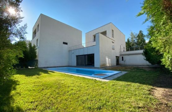 Modern villa, with pool, furnished, residential complex, Iancu Nicolae
