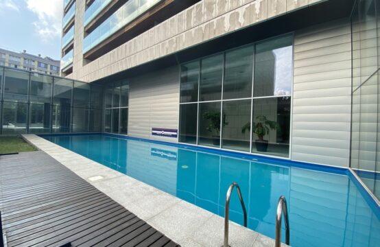 Appartement 3 pièces avec terrasse, complexe avec piscine, quartier Kiseleff (id run: 16842)
