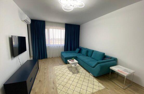 Appartement 3 pièces, meublé, avec parking et terrasse, quartier Baneasa (id run: 16564)