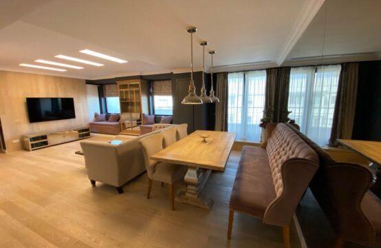 Penthouse 3 pièces, de luxe, avec terrasse, quartier Dorobanti (id run: 17008)