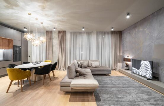 Appartement 3 pièces, luxe, exclusiviste, terrasse, quartier Floreasca (id run: 16977)