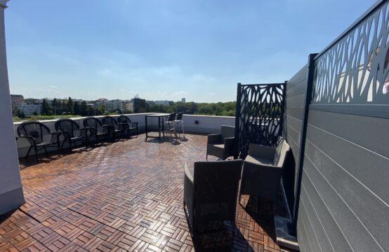 Penthouse de luxe avec terrasse généreuse, zone Aviatorilor (id run: 16980)