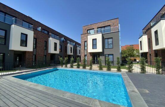 Villa moderne située dans un nouveau complexe résidentiel, quartier Iancu Nicolae (id run: 16996)