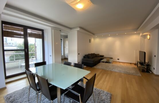4-room apartment, furnished, with terrace and parking, Aviatorilor area