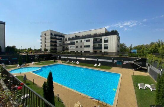 Apartament 3 camere, 2 locuri de parcare, boxa, terasa, zona Baneasa