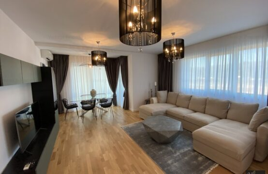 Luxury 2 rooms apartment, complex with pool, Baneasa area