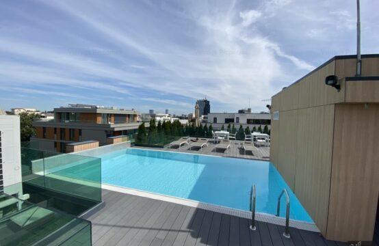 Appartement 5 pièces, situé dans un immeuble avec piscine, quartier Aviatorilor (id run: 13190)