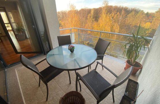 Appartement 3 pièces, meublé, avec terrasse et parking, quartier Baneasa (id run: 17180)